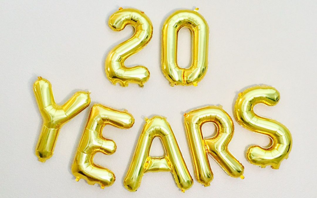 Vidal Associés is celebrating 20 years!